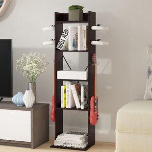 Conanso Standard Bookcase by Ebern Designs