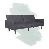 Austen Twin 78.5 Split Back Convertible Sofa by Foundstone