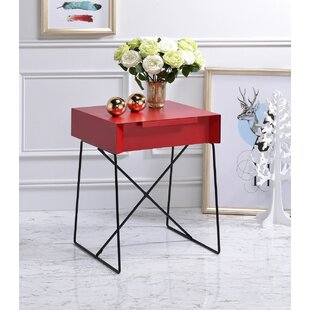 Laduke End Table