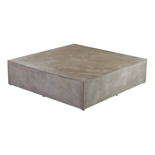 Perpetual Millenia Concrete Coffee Table