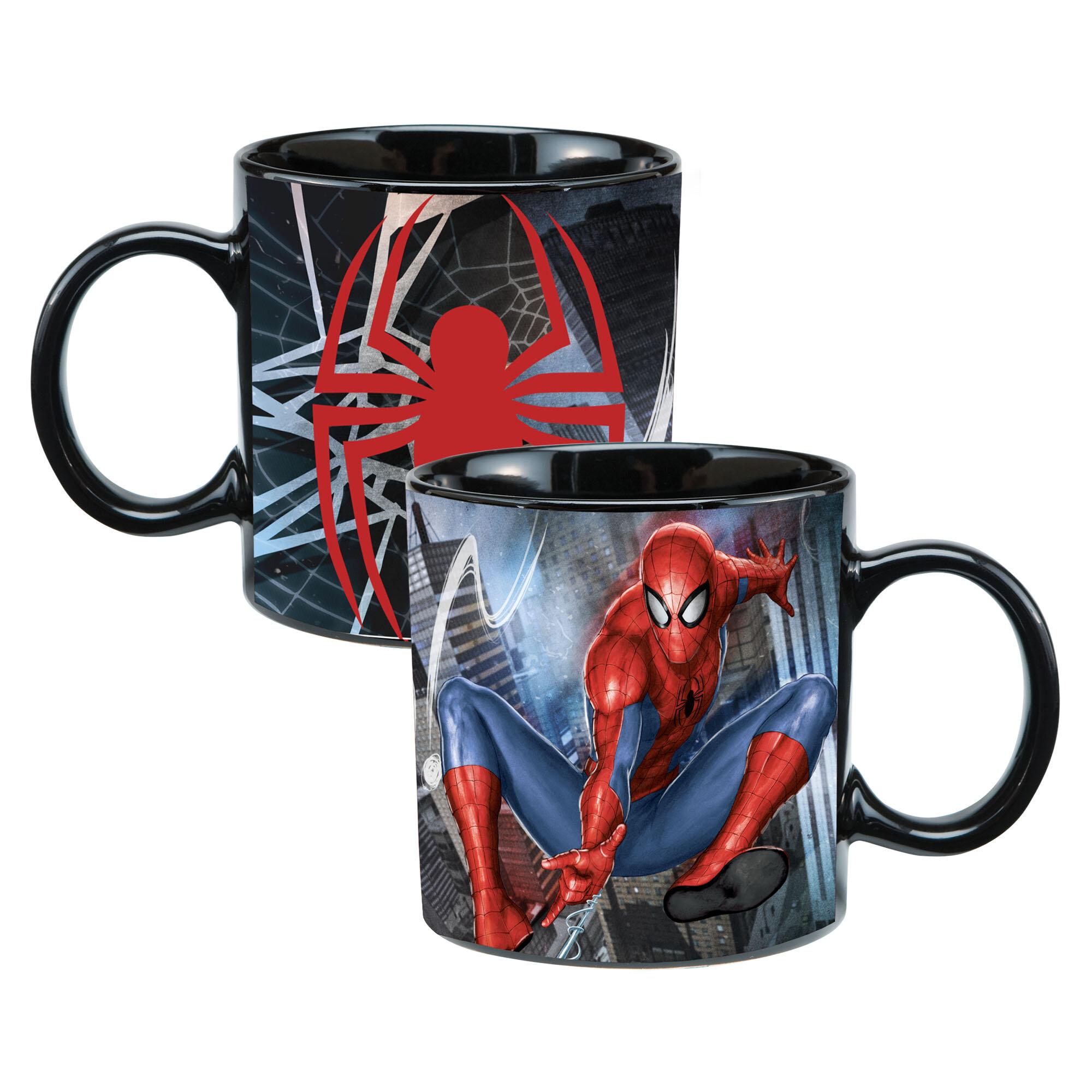 Marvel Spiderman Funko Coffee Mug Cup NEW