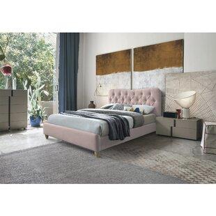 Abington Kingsize (5') Upholstered Bed Frame By August Grove