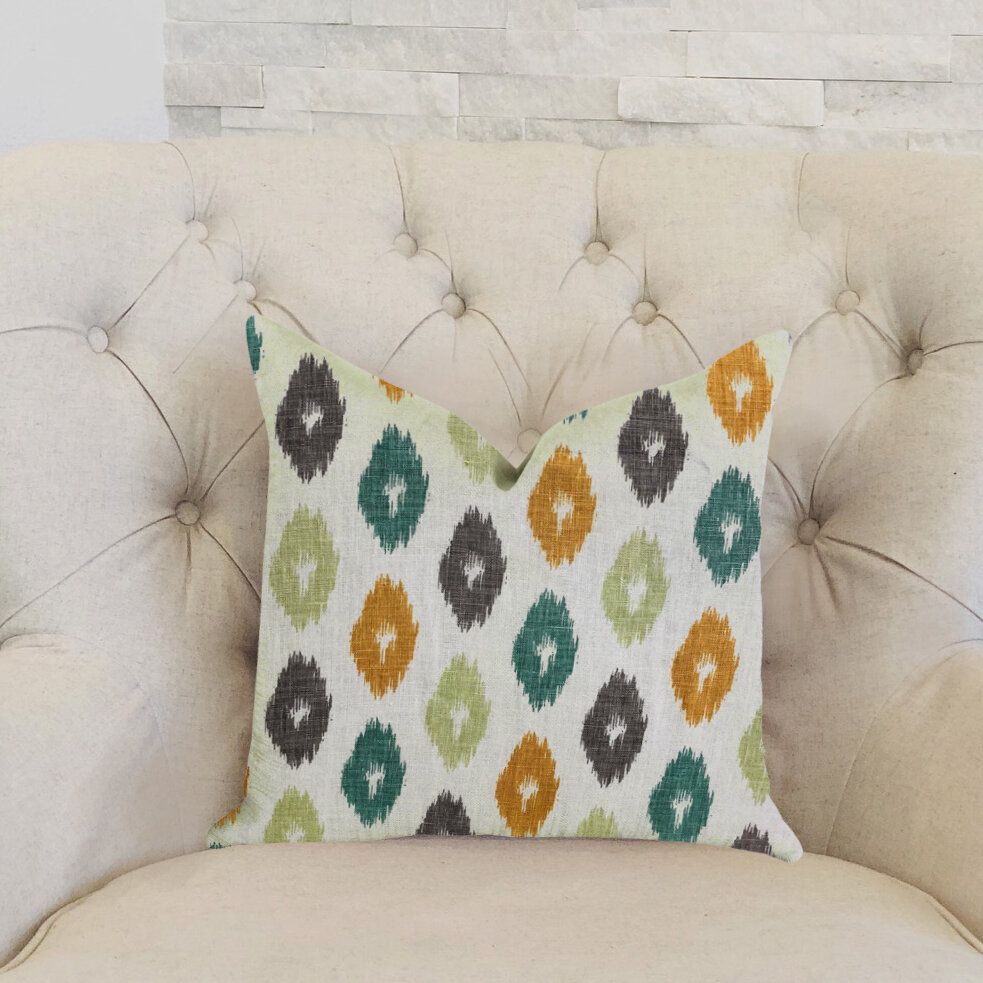 Cool Taastrup Ikat Luxury Pillow Ibusinesslaw Wood Chair Design Ideas Ibusinesslaworg