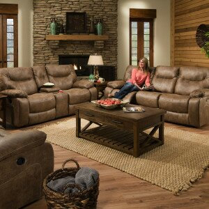 Grizzly Hill Living Room Collection by Loon Peak