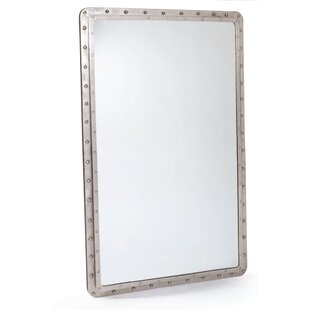 17 Stories Polished Finish Accent Mirror