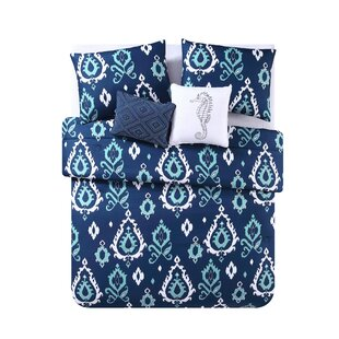Fasano Comforter Set by Highland Dunes