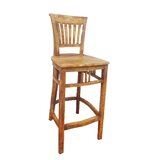 Theodore Bar Stool by Millwood Pines