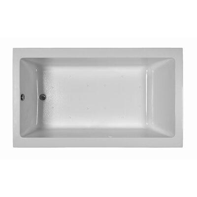 "Reliance Contemporary 72"" x 42"" Soaking Bathtub"