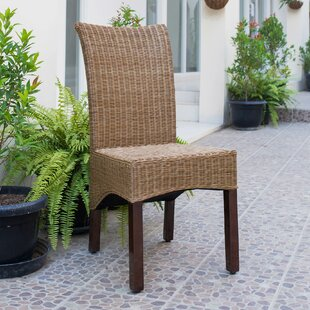 Tontouta Dining Side Chair (Set Of 2) by World Menagerie Today Only Sale