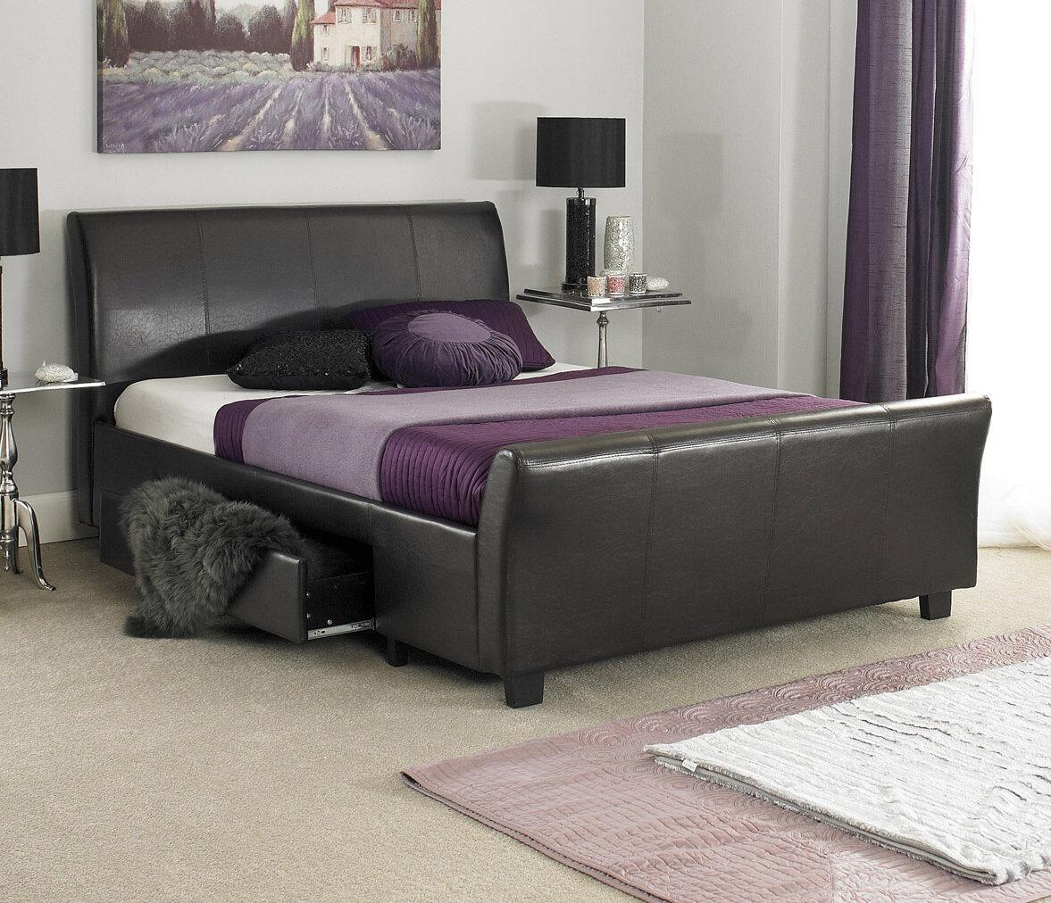 Andujar Upholstered Storage Bed Frame