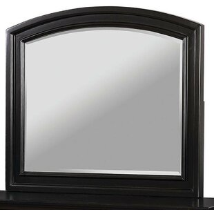 Bayhills Arched Dresser Mirror