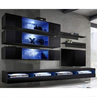 Linton Floating Entertainment Center For TVs Up To 70