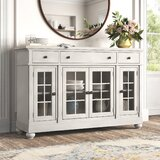Baker 66 Wide 3 Drawer Sideboard by Kelly Clarkson Home