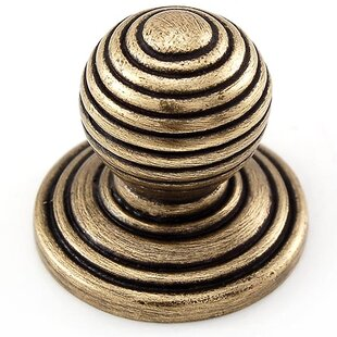 Sanzio Round Knob