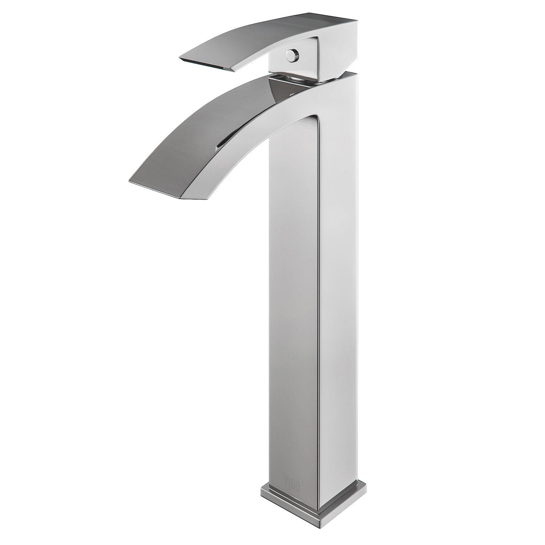 VIGO Duris Single Lever Vessel Bathroom Faucet & Reviews | Wayfair