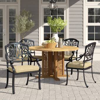 Incredible Toth Patio Dining Chair Birch Lane Gmtry Best Dining Table And Chair Ideas Images Gmtryco