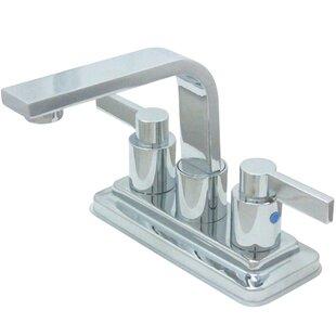 Kingston Brass NuvoFusion Centerset Bathroom..