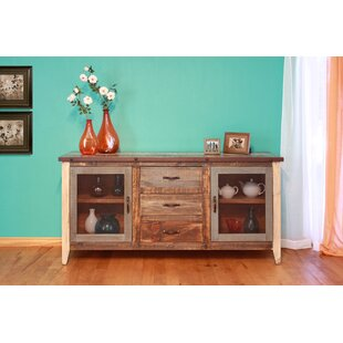Strawser Buffet Table by Millwood Pines