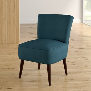 Cureton Slipper Chair by Mercury Row