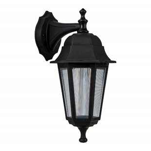 Goldia Outdoor Wall Lantern Image