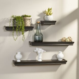 Schlemmer 4 Piece Wall Shelf Set