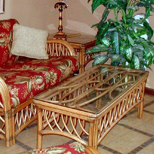 Montego Bay 2 Piece Coffee Table Set