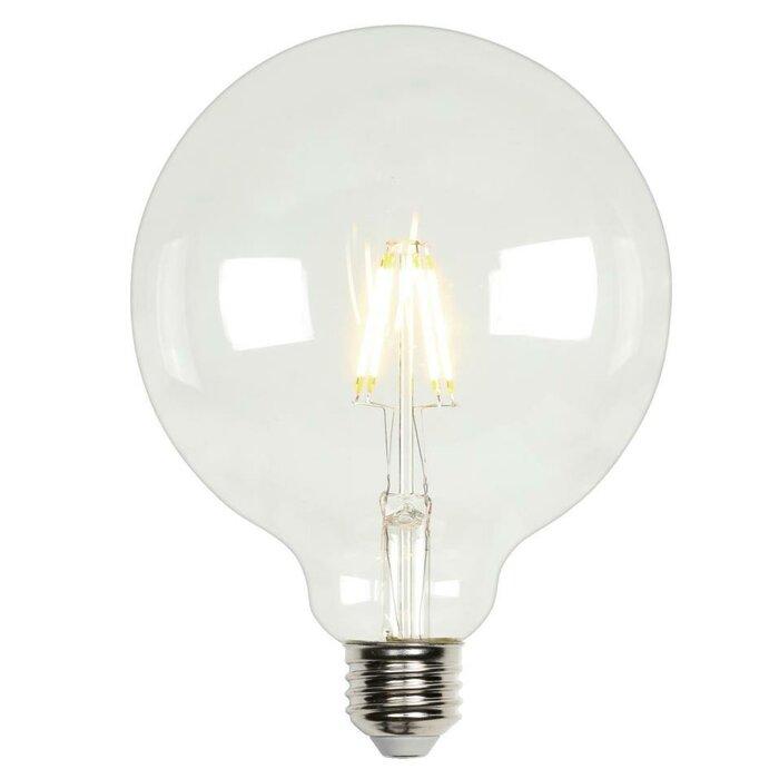 G40 Led Dimmable Light Bulb Warm White 2700k E26 Base