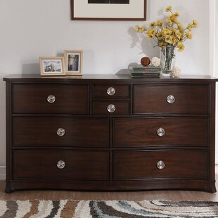Roane 8 Drawer Double Dresser by Bloomsbury Market