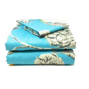 August Grove Motter Fitted Sheet Set
