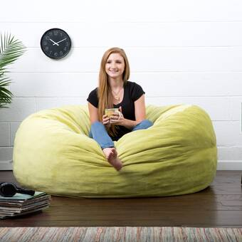 Pleasing Bean Bag Chairs Youll Love In 2019 Andrewgaddart Wooden Chair Designs For Living Room Andrewgaddartcom