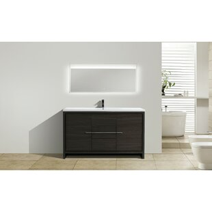 Melillo 59 Single Bathroom Vanity Set by Ivy Bronx