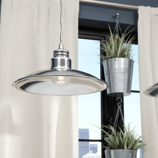 Orren Ellis Diaz 1-Light Cone Pendant