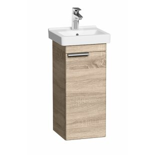 Dama-N 34cm Wall Mounted Vanity Unit Base By Roca