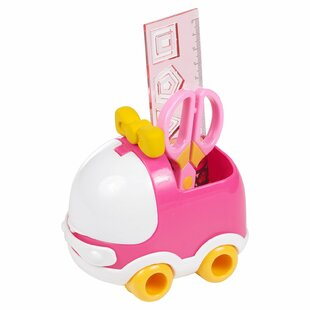 Kids Car Desk Organiser And Stationery Set By Symple Stuff
