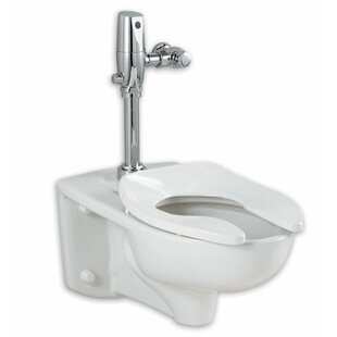 American Standard Afwall System 1.28 GPF Elongated One-Piece Toilet