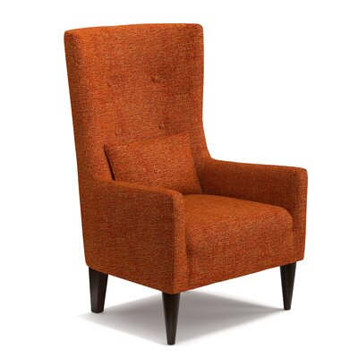 Brilliant Laurel Foundry Modern Farmhouse Copperfield Wingback Chair Gmtry Best Dining Table And Chair Ideas Images Gmtryco