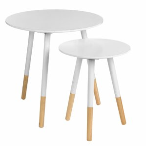 Buskerud 2 Piece Nest of Tables