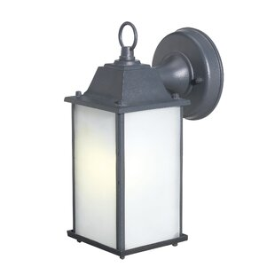 Top Reviews Marianna 1-Light Outdoor Wall Lantern By Charlton Home