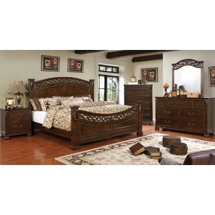 Paola Panel Configurable Bedroom Set by Charlton Home