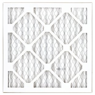 MERV 11 AC Pleated Replacement Comparable Furnace Air Filter (Set of 6)
