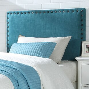 Compare & Buy Elma Twin Upholstered Panel Headboard by Harriet Bee
