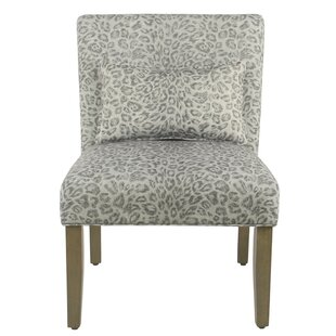 Comparison Veney Slipper Chair By Wrought Studio