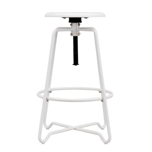 Altman Height Adjustable Bar Stool By Williston Forge