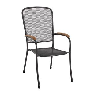 Rianne Stacking Garden Chair By Sol 72 Outdoor