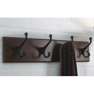 Classic Wall Mounted Coat Rack