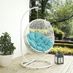 Swing Chair White Hammocks Youu0027ll Love | Wayfair