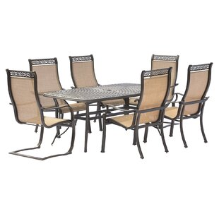 Buariki 7 Piece Dining Set
