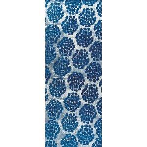 Midland Hand-Woven Blue Area Rug