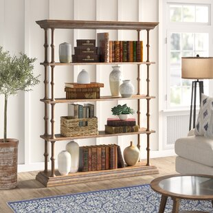 Gudrun Etagere Bookcase by Birch Lane™ Heritage Find