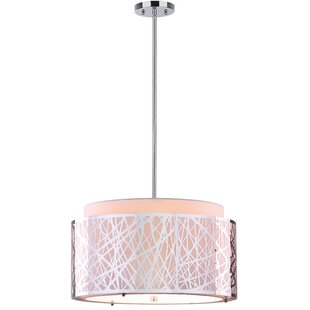 Latitude Run Kalene Double Tree 1-Light Pendant